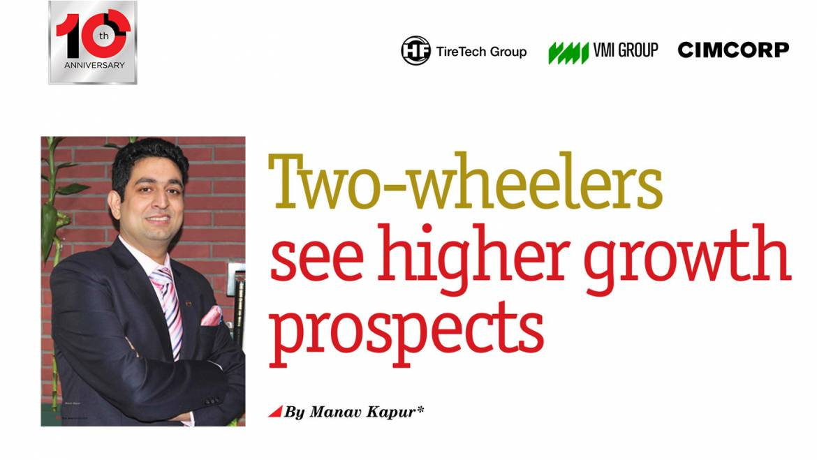 Two wheeler industry see higher growth prospects