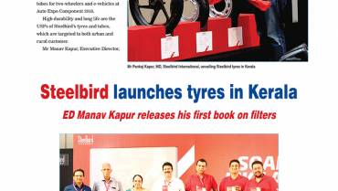 Steelbird Launches Tyres in Kerala